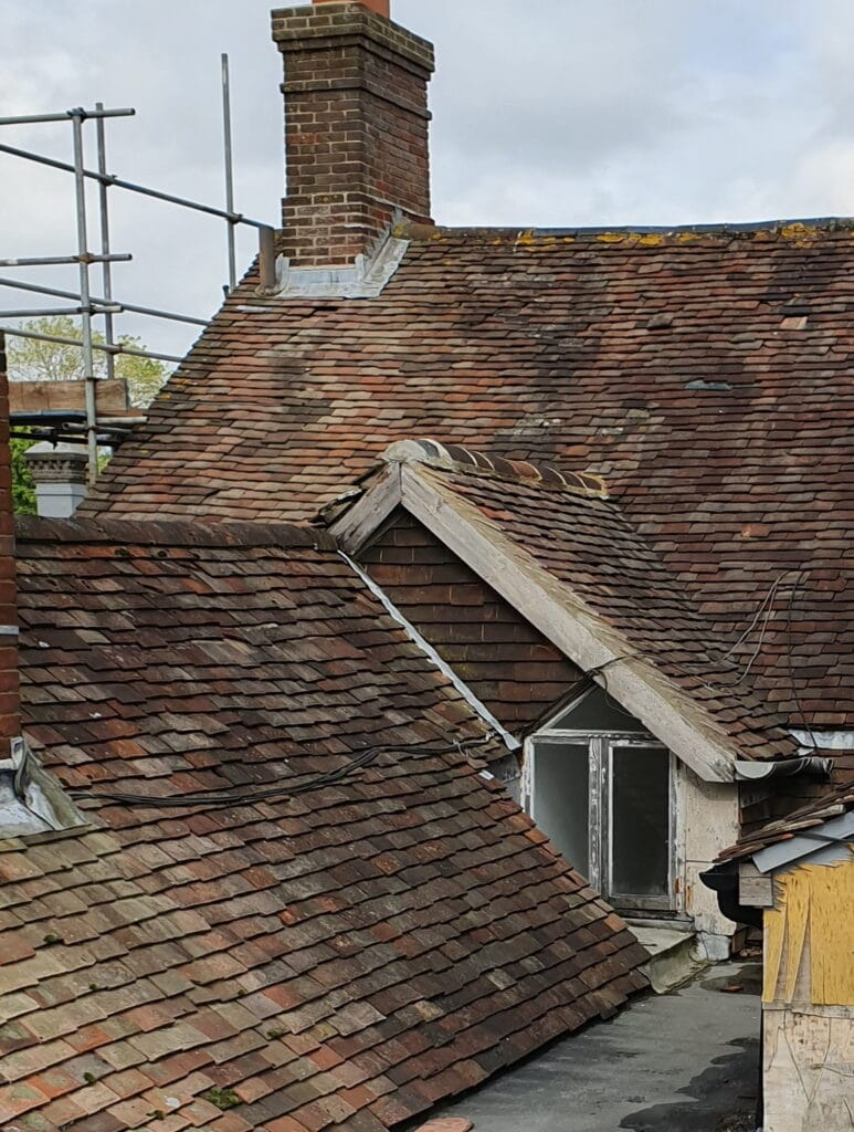 Expert roofer services in Brighton